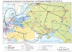Auswanderung von Deutschen nach Russland im 18. und 19. Jahrhundert